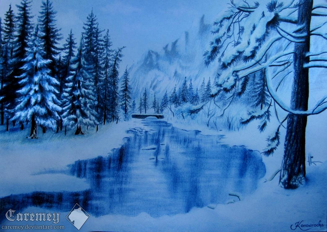 Winter by Caremey