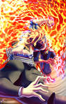 United States of Smash (My Hero Academia) by Steel-Ink