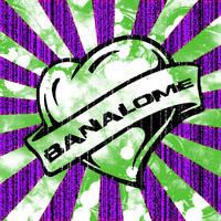 Banalome Logo - descarted