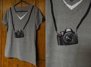 Nikon D1500 Shirt
