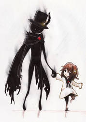 My Shadow by kenichiiginsei