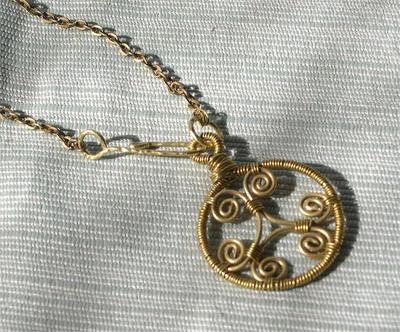 Morgan's Necklace no. 2 by ElegantlyEccentric