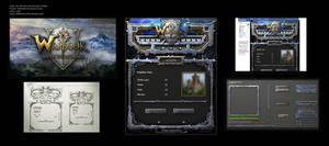 Warbook Facebook Game