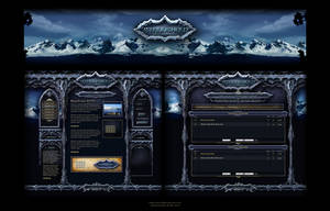 Stronghold Interface Design by karsten