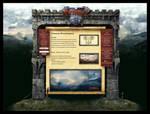 Antamar Browser game Interface