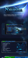 SpaceWar-SciFi-Mobile-Game-GUI-Interface-04 by karsten