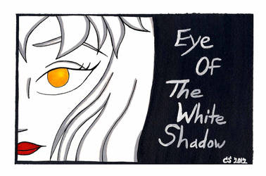 Eye Of The White Shadow by RainbowFay