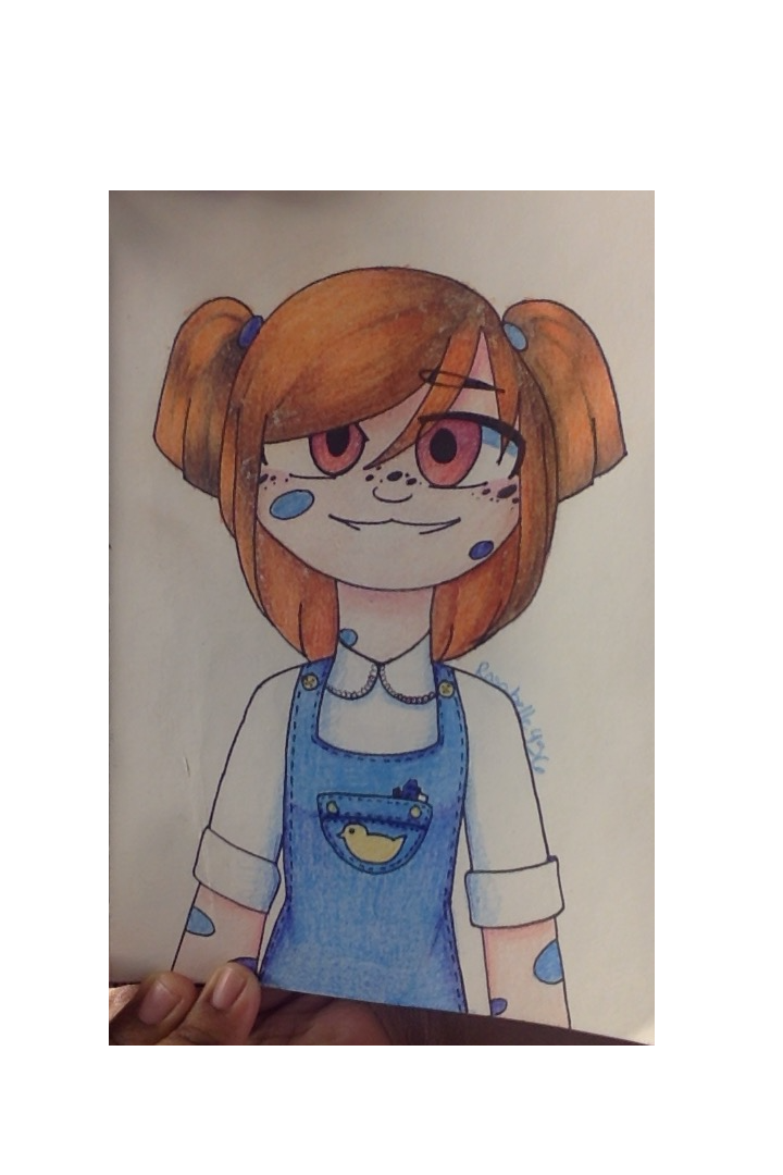 Annie (OC) by Rosabelle456