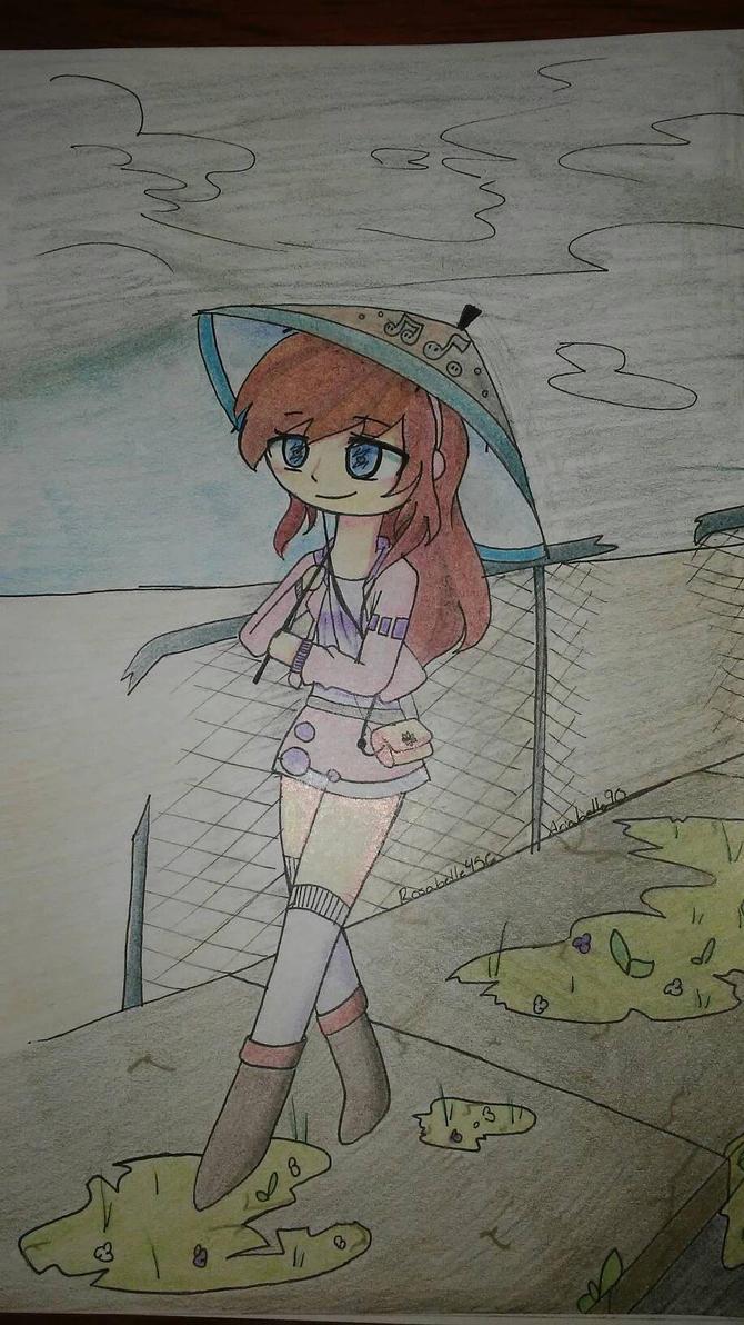 Umbrella   by Rosabelle456