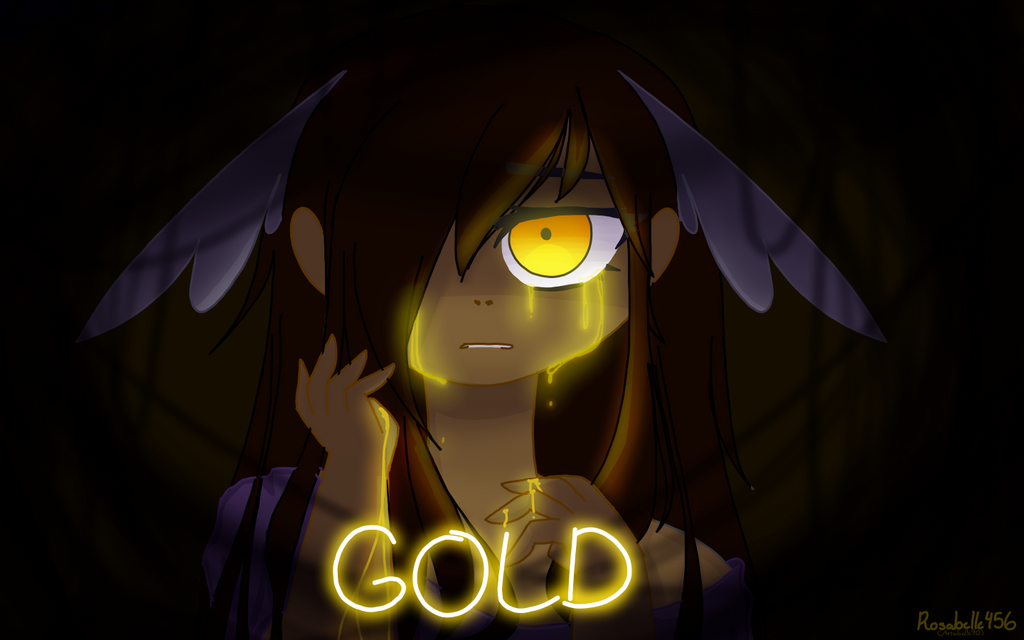 Gold by Rosabelle456