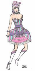 I want candy by Rakuene