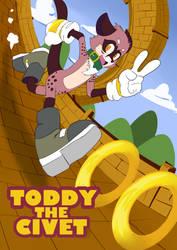 Toddy The Civet