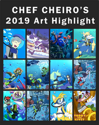 2019 art highlight