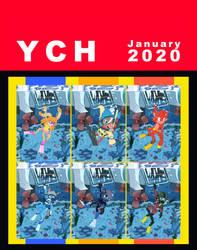 2020 January YCH