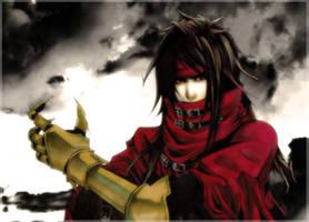 Final Fantasy 7 - Vincent by XMenouX