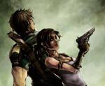 Resident Evil - Parnter