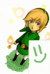 Link , yo