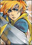 Golden Sun - Isaac