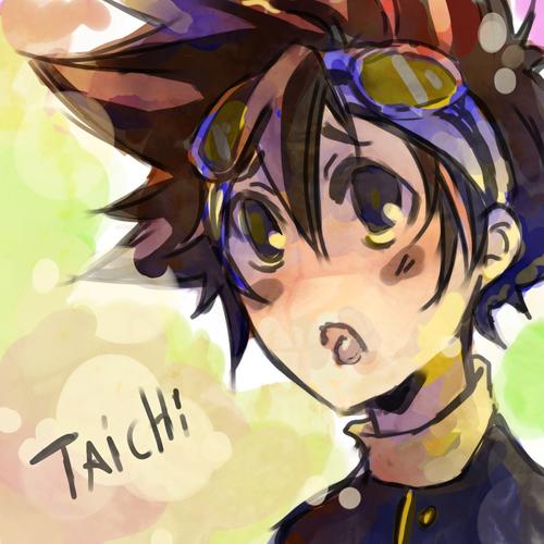 Digimon - Taichi by XMenouX