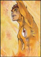 Kid Flash by XMenouX