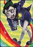 Maybe ... Joker by XMenouX