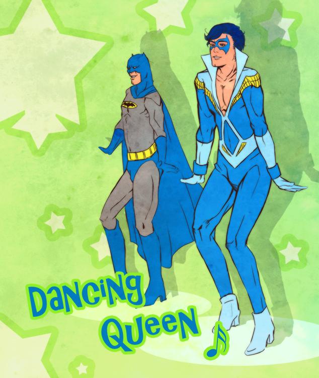 Dancing Queen by XMenouX