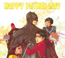 Happy Father Day by XMenouX