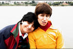 Raj and Wolowitz cosplay XD