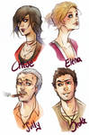 Uncharted Heads