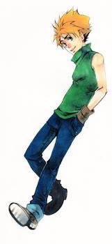 Ishida Yamato Digimon