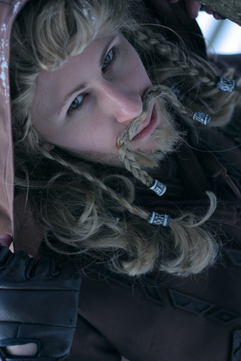 The Hobbit - Fili cosplay by XMenouX