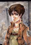 Eren Jaeger - aceo
