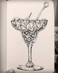 Viscous Cocktail