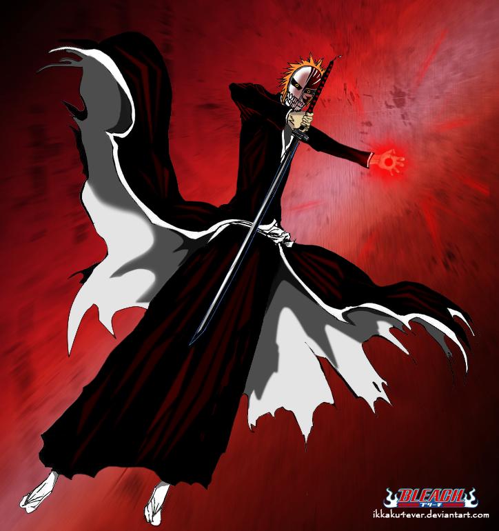 Ichigo Hollow By Ikkaku4ever On DeviantArt