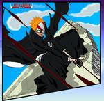 Bleach chapter 396 Ichigo