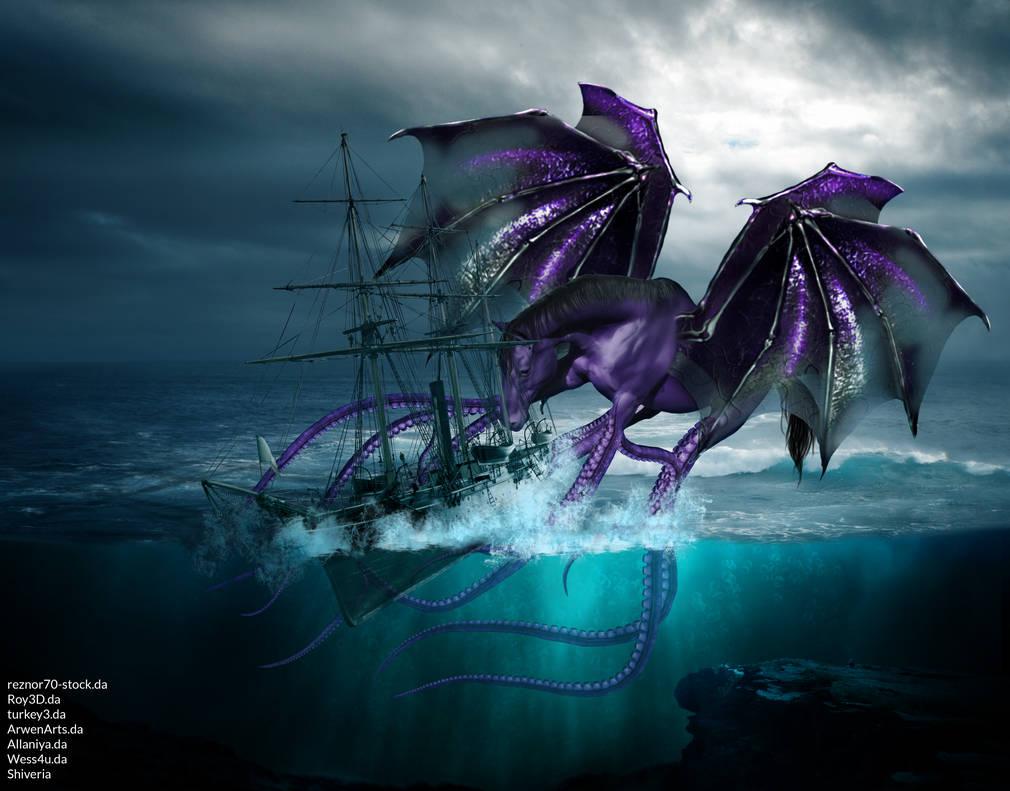 Kraken horse