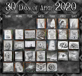 30 Days of April - Complete