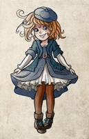 happy girl by Anako-ART