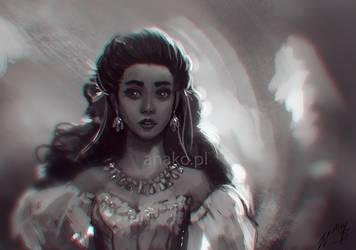 Sarah by Anako-ART