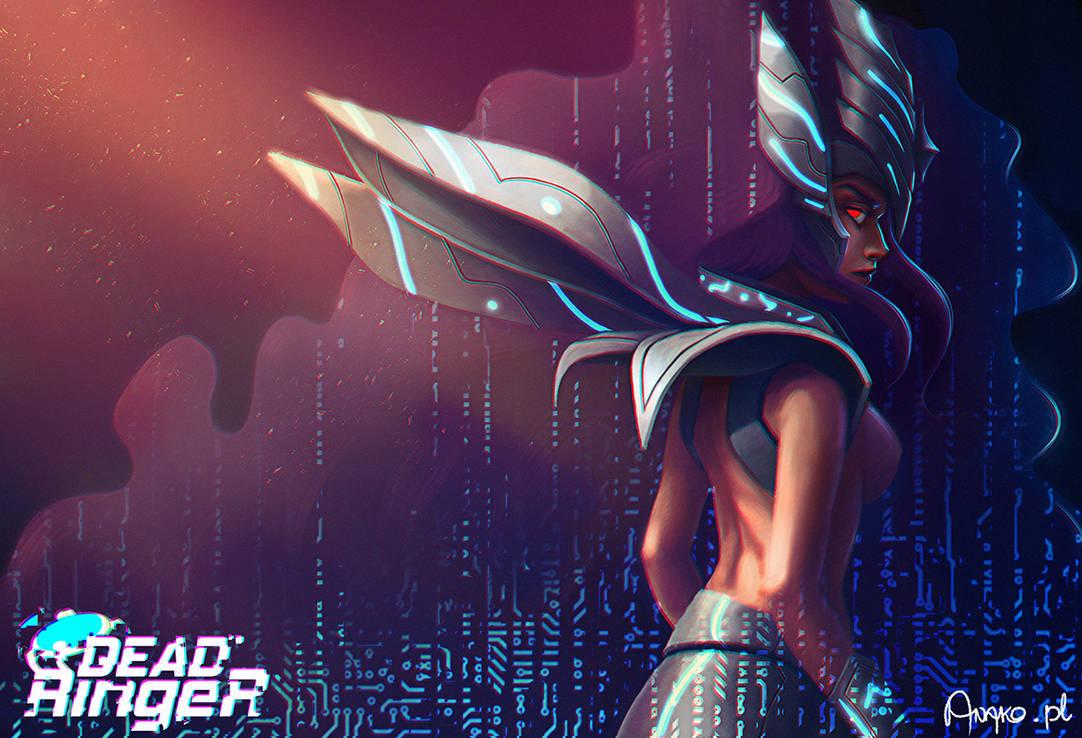Dead Ringer promo art by Anako-ART