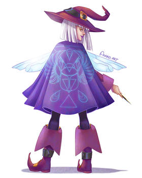 Scarab Witch