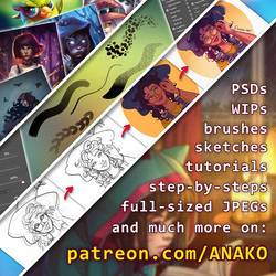 OFFICIAL LAUNCH OF MY PATREON