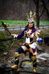 Master Skin Li-Ming from Heroes of the Storm