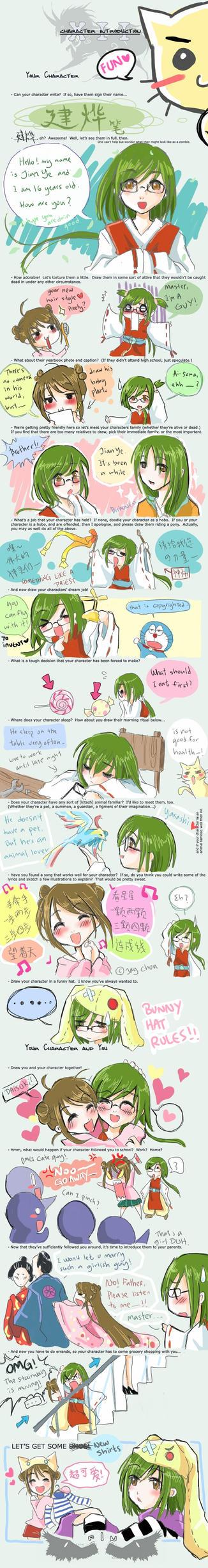 Character Meme_Jian Ye by Iris-Zeible