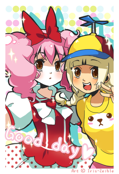 Pet Society Purikura by Iris-Zeible