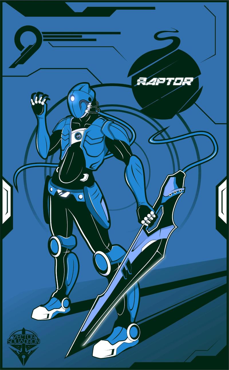RAPTOR by SubjektZero