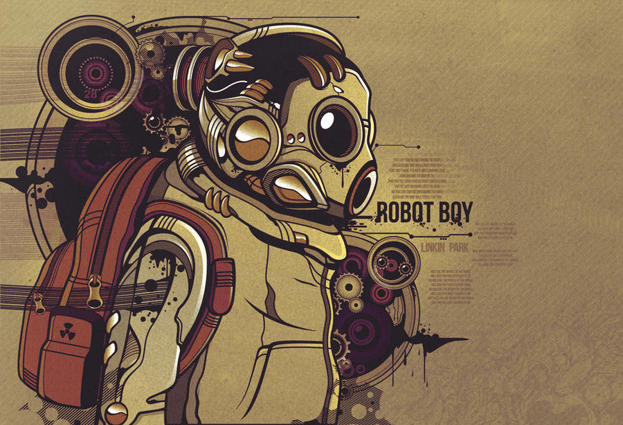 ROBOT BOY by SubjektZero