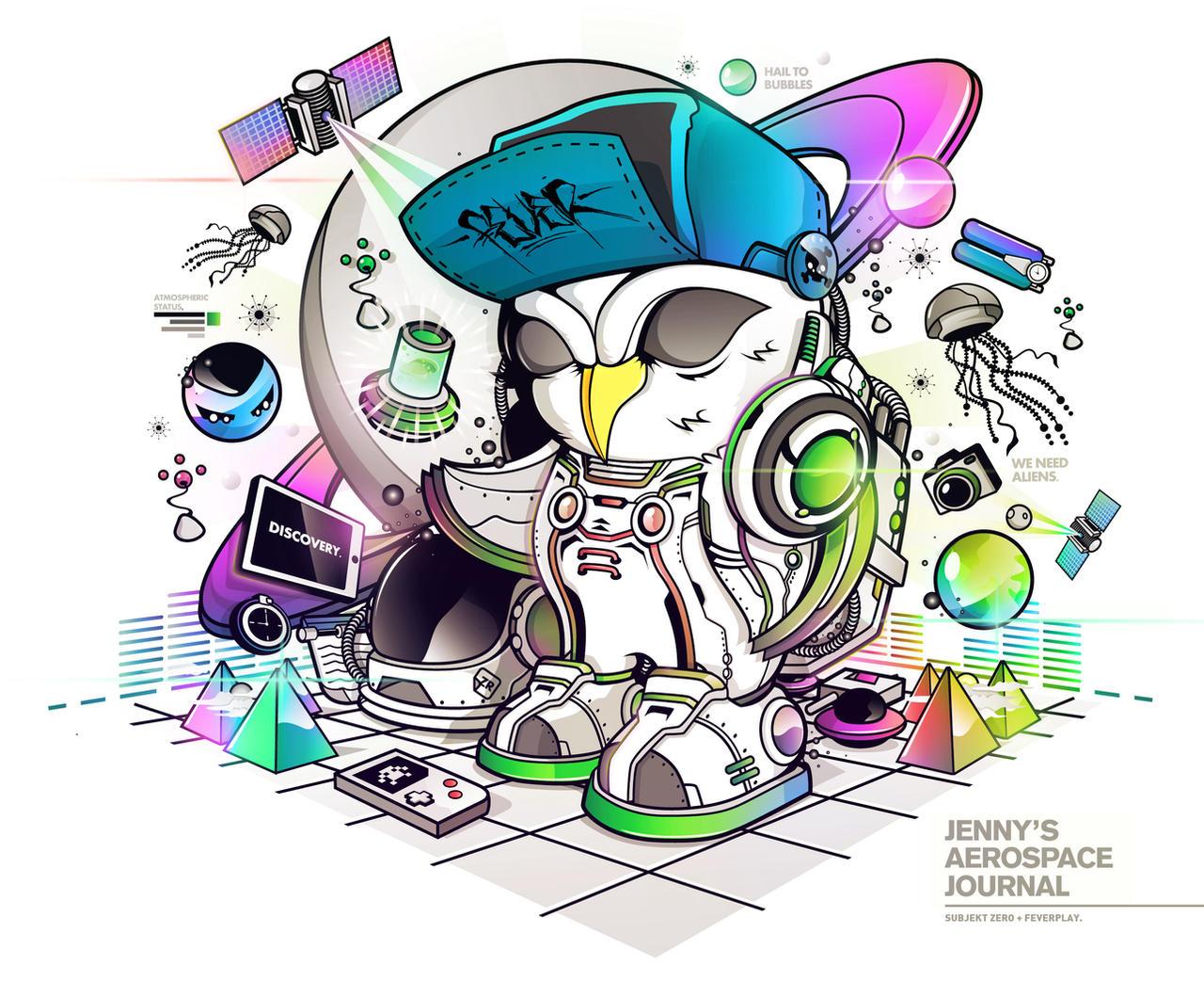 Jenny's Aerospace Journal by SubjektZero