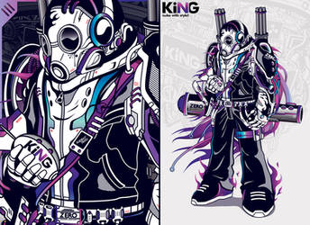 Nuke King by SubjektZero
