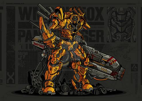 WMD N250X PANZERJAGER